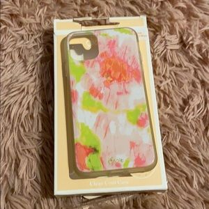 Used Sonix iphone 11 max pro case (glows in dark)